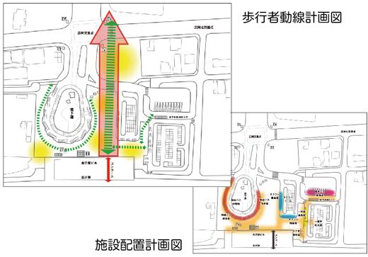 施設配置計画図