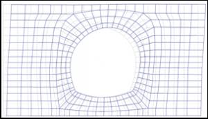 トンネル耐震性能照査(応答震度法)