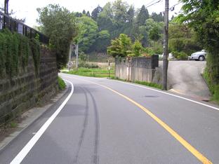 道路設計 整備前