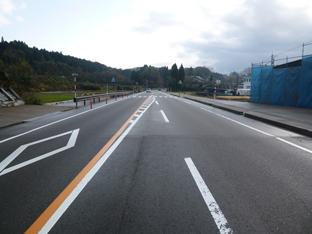 道路設計 整備後