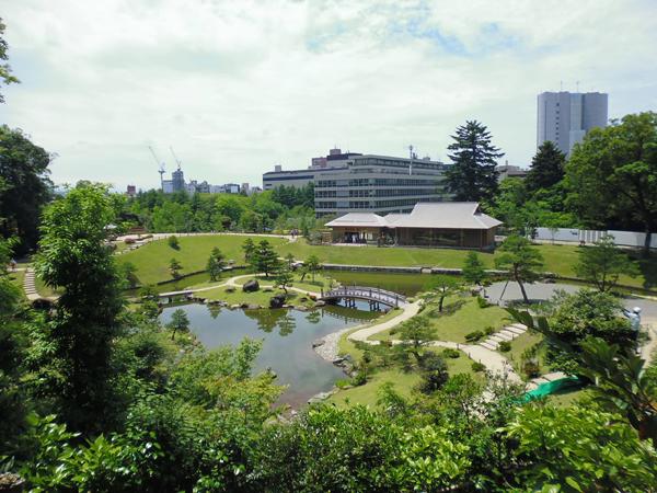 金沢城公園整備工事実施設計業務委託(玉泉院丸跡)