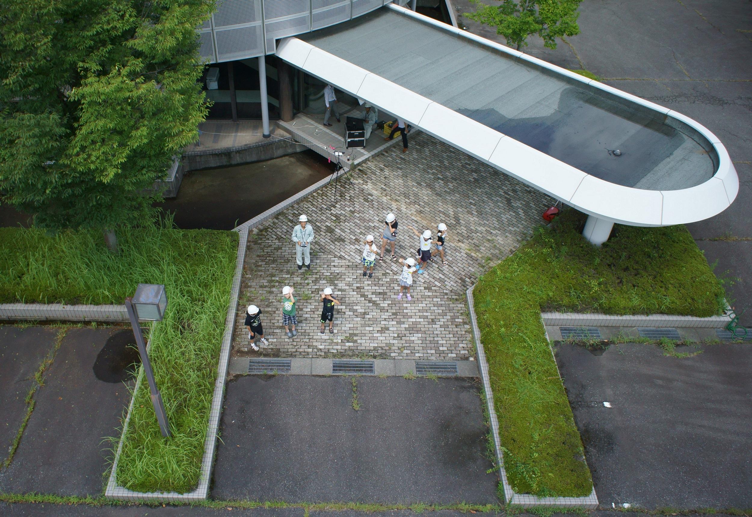 子供職場見学会を開催しました。