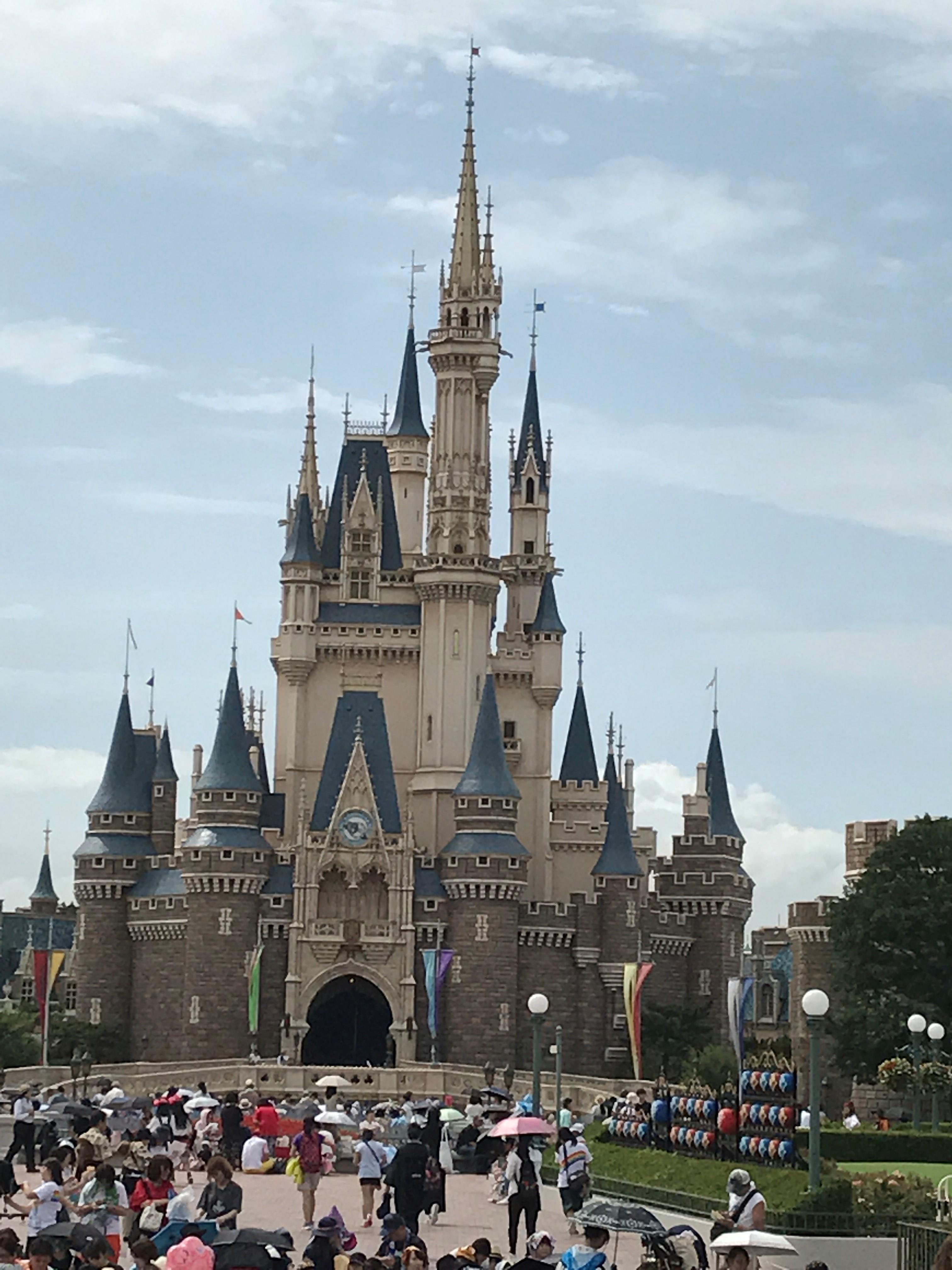 東京ディズニーランド・ディズニーシーへ家族旅行に行ってきました