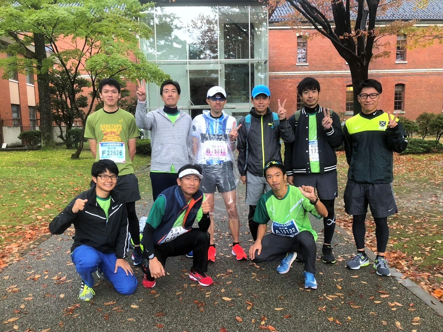 【報告】金沢マラソン2018