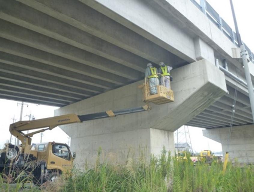 一般国道249号道路施設長寿命化対策(防災・安全)工事(設計)業務委託(定期点検その1)