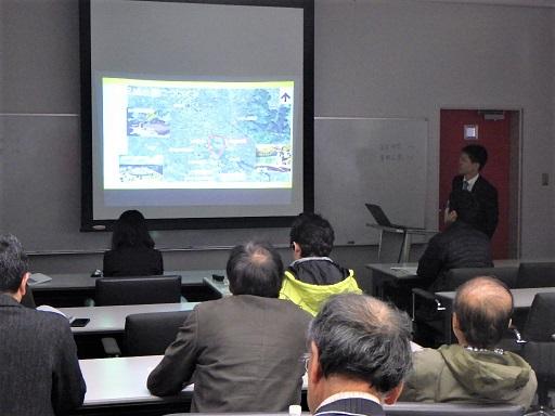 令和元年度 日本造園学会中部大会で業務事例の発表を行いました。