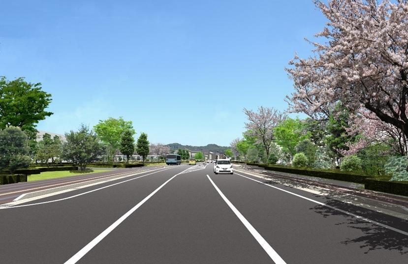 令和元年度都市計画道路小立野旭町線街路整備(防災・安全) 工事(設計)業務委託(その3)