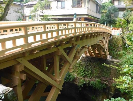 こおろぎ橋 復元整備事業