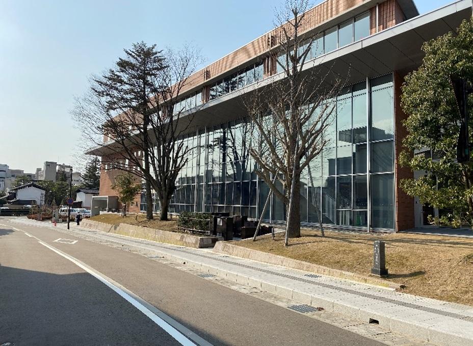 金沢市第二庁舎建設工事外構実施設計及び道路詳細設計業務委託