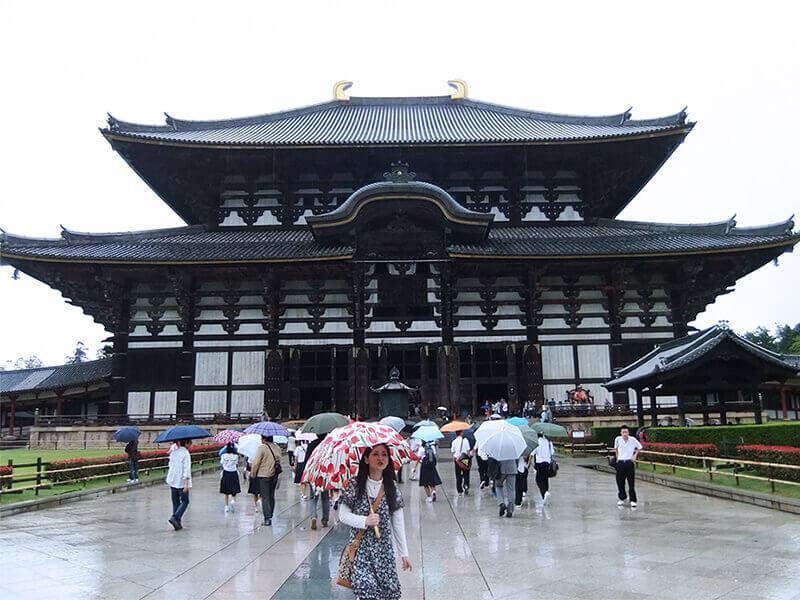 【日本歴史探訪会】奈良東大寺に行きました。