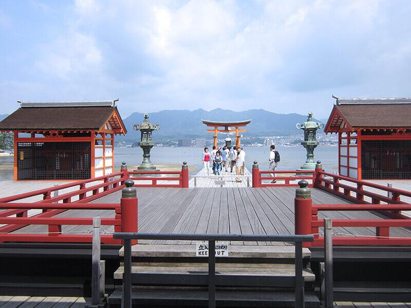 【日本歴史探訪会】広島の宮島に行きました。