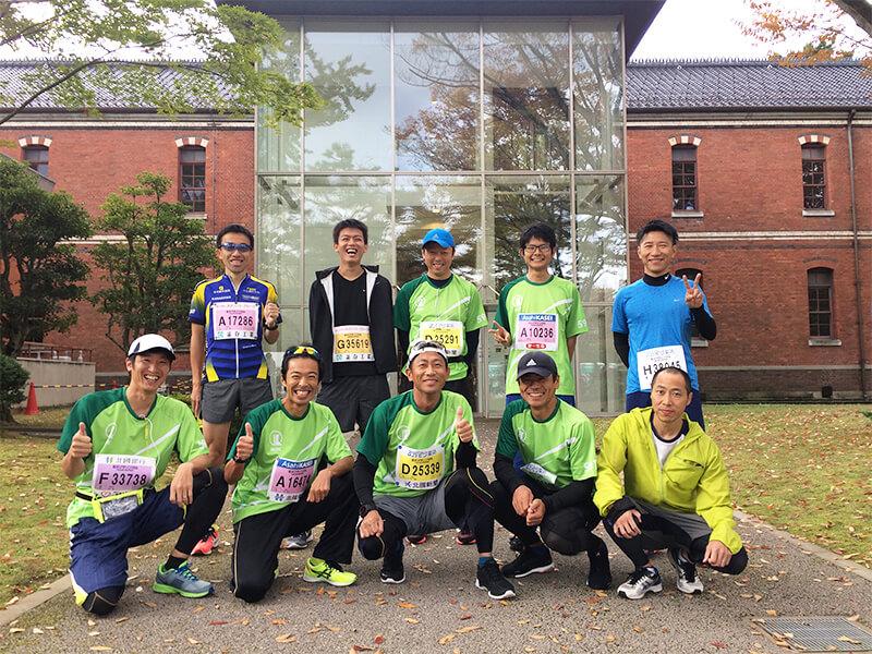 【ランニングクラブ】金沢マラソンにも出場しました。